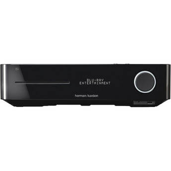 Harman Kardon BDS 2 SO/120 2.1-Channel Blu-ray Disc A/V Receiver