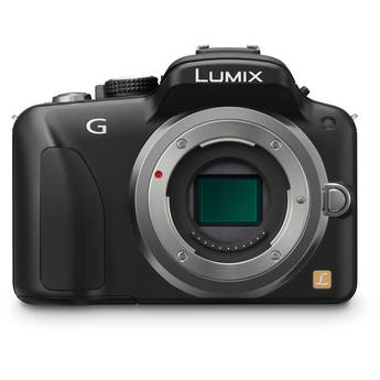 Panasonic Lumix DMC-G3 Mirrorless Micro Four Thirds Digital Camera (Body)