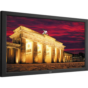 "NEC V462-AVT 46"" Professional Grade LCD with AV Inputs & Digital Tuner"