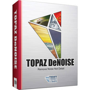 Topaz Labs LLC Topaz DeNoise 5 Plug-In (Mac/Windows)