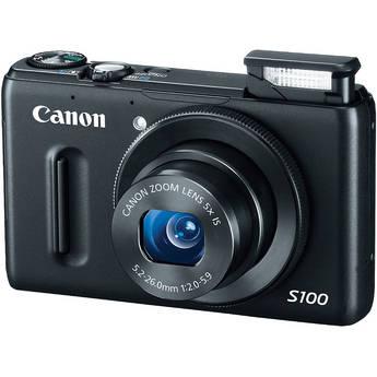 Canon Powershot S100 BLK