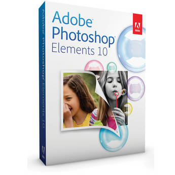 Adobe Photoshop Elements 10 for Mac & Windows