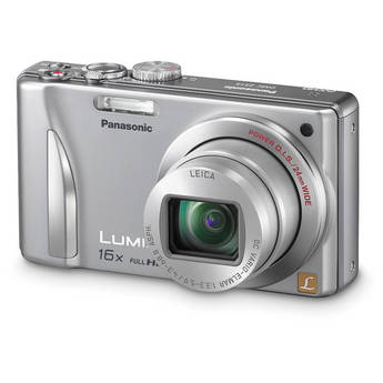 Panasonic LUMIX DMC-ZS15 Digital Camera (Silver)