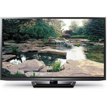 "LG Electronics 60PM6700 60"" Plasma 3D Smart TV"