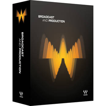 Waves Broadcast and Production Bundle (TDM)