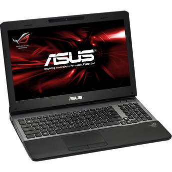 "ASUS Republic of Gamers G55VW-DH71 15.6"" Notebook Computer (Black)"