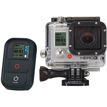GoPro HERO3: Black Edition Camera