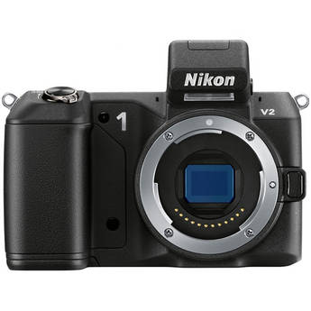 Nikon Nikon 1 V2 Mirrorless Digital Camera (Black)