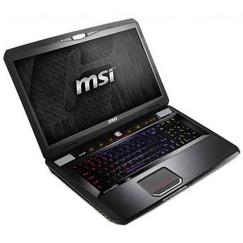"MSI GT70 0NC-494US 17.3"" Notebook Computer"