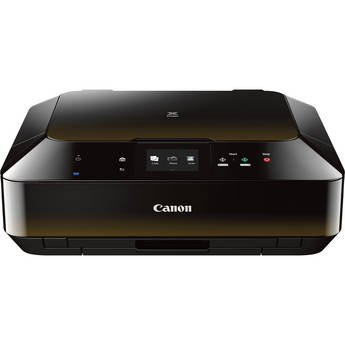 Canon PIXMA MG6320 All-In-One Color Inkjet Photo Printer (Black)