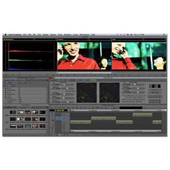 Avid SYMPHONY ACAD SEAT LIC(3RD PARTY APPS)