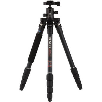 Benro A1192TB0 Travel Flat II Transfunctional Tripod Kit with Ball Head