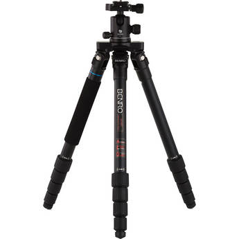 Benro A2192TB1 Travel Flat II Transfunctional Tripod Kit with Ball Head