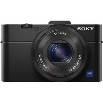 Sony Cyber-shot DSC-RX100 II Digital Camera