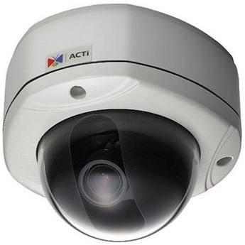 ACTi ACM-7411 Megapixel IP Rugged Camera