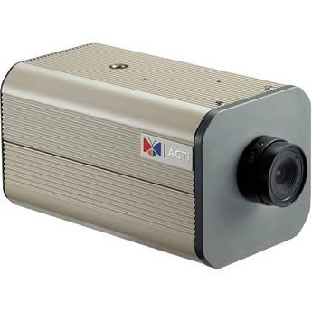 ACTi 4 MP IP Day/Night H.264 Box Camera (PoE)
