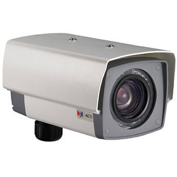 ACTi KCM-5611 18x Zoom H.264 2 MP Day/Night IP Outdoor Box Camera with ExDR