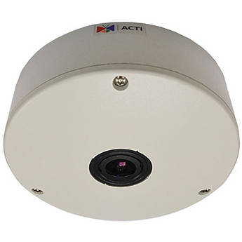 ACTi KCM-7911 4 MP IP Day/Night Outdoor Hemispheric Camera with ExDR