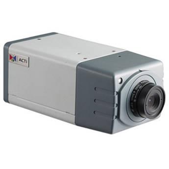 ACTi TCM-5111 H.264 Megapixel IP Day/Night Box Camera (PoE Class 2)
