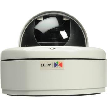 ACTi TCM-7411 H.264 Megapixel IP D/N Outdoor PoE Rugged Dome Camera