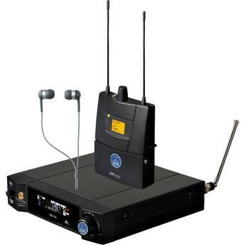 AKG IVM4500 In Ear Monitoring System BD8-100mW