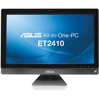 """ASUS All-in-One ET2410IUTS-B044C 23.6"""" Multi-Touch Desktop Computer"""