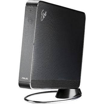 ASUS Eee Box Desktop Computer (Black)