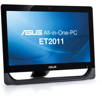 """ASUS All-in-One PC ET2011ET-B008G 20"""" Desktop Computer with Touch Screen"""