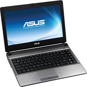 """ASUS U32U-DS31 13.3"""" Notebook Computer (Silver)"""
