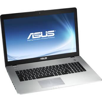 """ASUS N76VJ-DH71 17.3"""" Notebook Computer (Black)"""