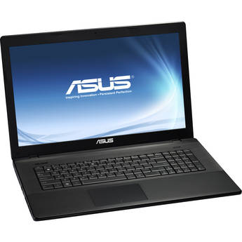"""ASUS X75A-DH31 17.3"""" Notebook Computer (Black)"""