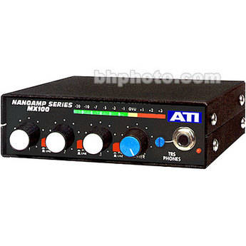ATI Audio Inc MX-100 Field Audio Mixer