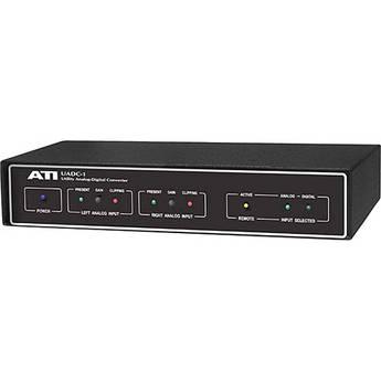 ATI Audio Inc UADC-1 Analog to Digital Converter