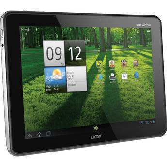 "Acer 32GB Iconia Tab A700 10.1"" Tablet (Black)"