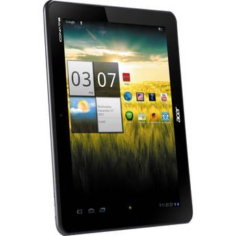 """Acer 16GB Iconia Tab A Series A210-10g16u 10.1"""" Tablet (Titanium Gray)"""