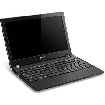 """Acer Aspire One AO756-4854 11.6"""" Netbook Computer (Ash Black)"""