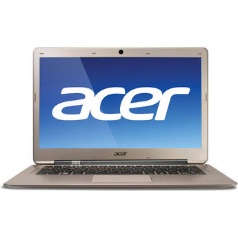 """Acer Aspire S3-391-6899-US 13.3"""" Ultrabook Computer (Champagne)"""