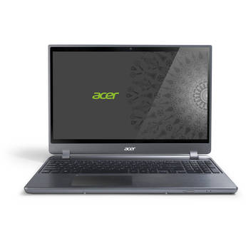 """Acer Aspire TimelineUltra M5-581T-6594 15.6"""" Notebook Computer (Silver)"""
