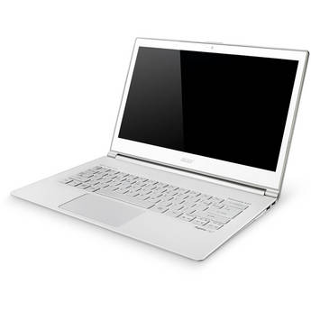 "Acer Aspire S7 S7-391-9886 13.3"" Multi-Touch Ultrabook Computer (White)"