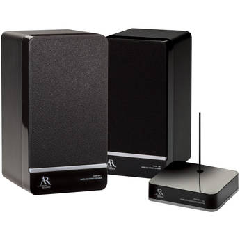 Acoustic Research AW880 Wireless Indoor Stereo Speakers (Pair)