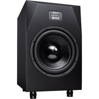 """Adam Professional Audio Sub12 - 300W 12"""" Active Subwoofer"""