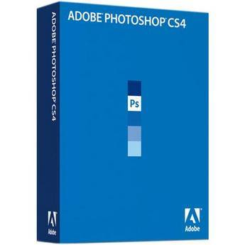 Adobe Photoshop CS4 Image Editing Software for Mac