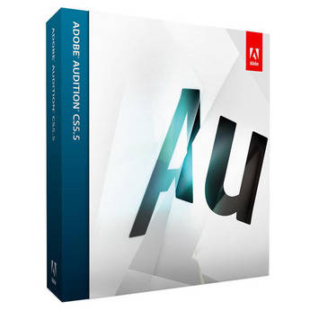 Adobe Audition CS5.5 - Audio Production Software (Mac)