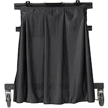 "Advance Skirt for 60"" Confidence Monitor Upright Package"