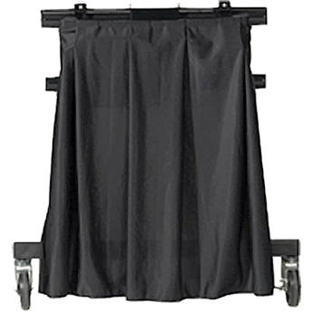 "Advance Skirt for 72"" Confidence Monitor Upright Package"