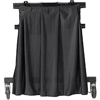 "Advance Skirt for 84"" Confidence Monitor Upright Package"
