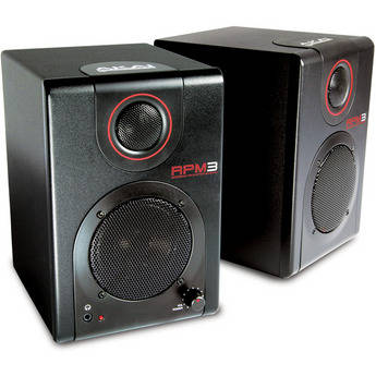 """Akai Professional RPM3 3"""" Production Monitor Speakers with USB (Pair)"""