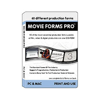 Alan Gordon Enterprises Movie Forms Pro