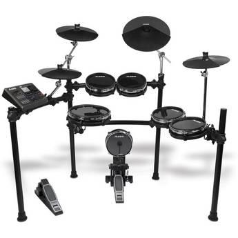Alesis DM10 Studio Kit - Professional Six-Piece Electronic Drum Set