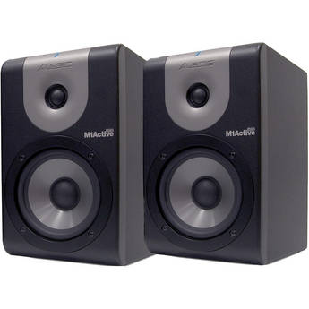 Alesis M1Active 520 - 2-Way Active Nearfield Monitor - Pair